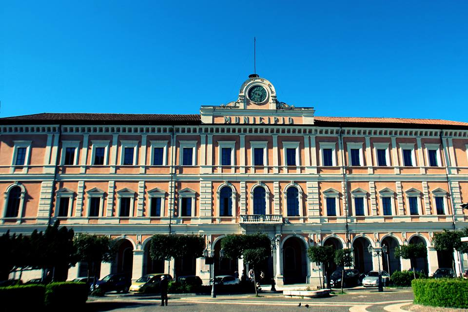 Il Municipio di Campobasso