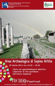 Campobasso: La Soprintendenza per i Beni Archeologici del Molise organizza l'evento ArcheoFestival