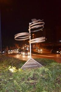 Il monumento della pace a Campobasso