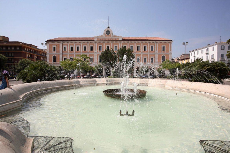 Palazzo San Giorgio, sede del Municipio di Campobasso