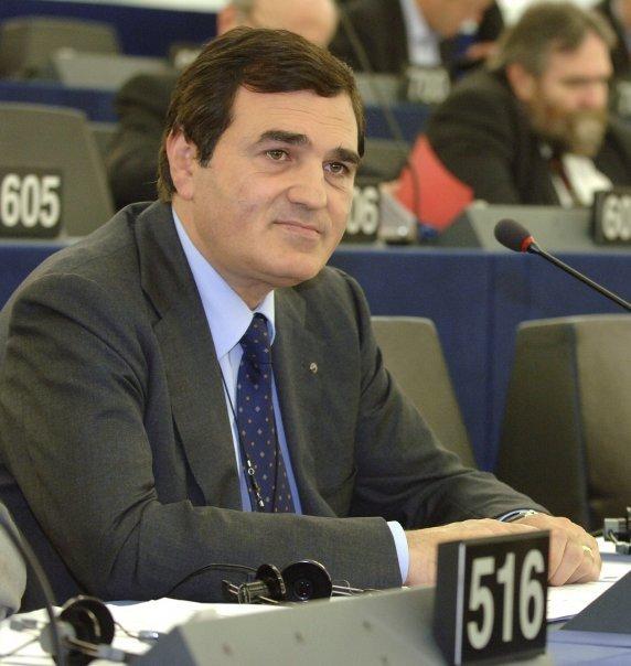 Il parlamentare europeo Aldo Patriciello