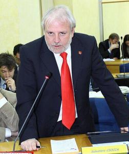 il consigliere regionale Salvatore Ciocca
