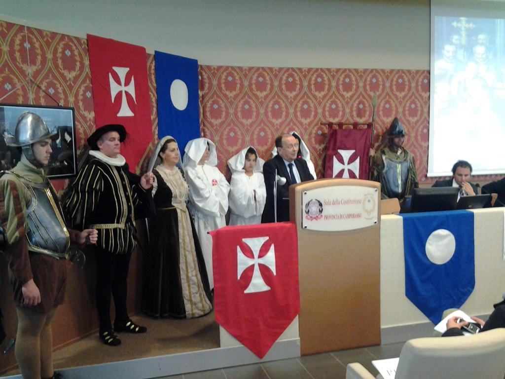 Photo of Crociati e Trinitari, dopo 30 anni commozione e ringraziamenti per chi costituì l'Associazione (guarda la fotogallery)