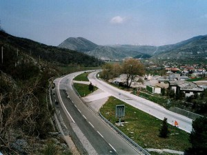 Un tratto della Salerno-Reggio Calabria