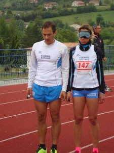 Annalisa Minetti e Stefano Ciallella