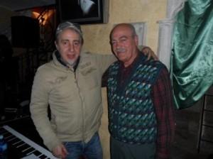 Erminio Sinni e Tonino Scoccimarra