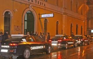 La Caserma 'Testa' di Campobasso