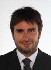 L'onorevole Alessandro Di Battista del Movimento 5 Stelle