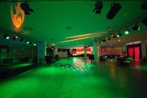 La sala della discoteca Centrum Palàce