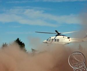 Papa Francesco atterrerà con l'elicottero al Vecchio Romagnoli