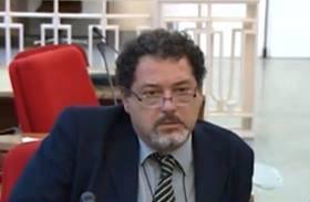 Il magistrato Fabio Papa