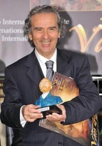 Il maestro d'arte Domenico Fratianni