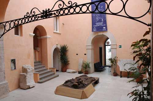 Il Museo Sannitico di Campobasso