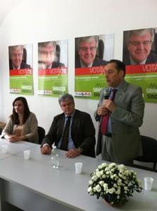 La visita di Pittella a Termoli