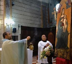 La Madonna delle Grazie restaurata