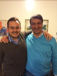Massimo Romano e Michele Scasserra