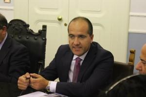 Il consigliere regionale Salvatore Micone