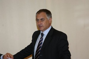 Vincenzo Niro, presidente del Consiglio regionale del Molise
