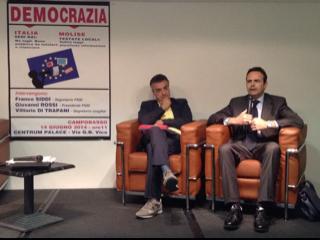 """""""DEMOCRAZIA"""" - L'INCONTRO PROMOSSO DALL'ASSOSTAMPA MOLISE"""