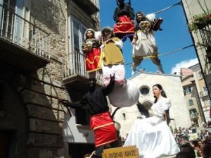 L'Ingegno di Sant'Antonio Abate, dove è presente la Donzella