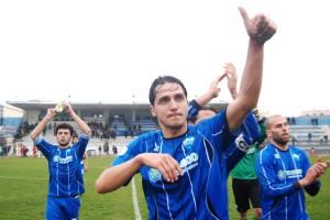 Francesco Di Gennaro, qui con la maglia del Matera