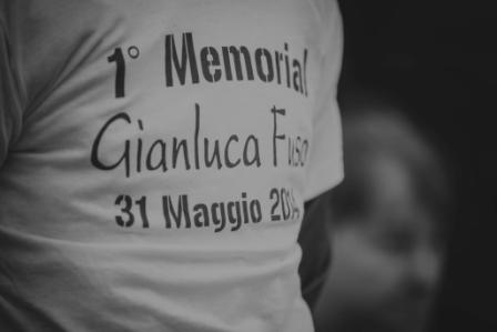 Memorial 'Gianluca Fuso' (foto Andrea Pietrunti)