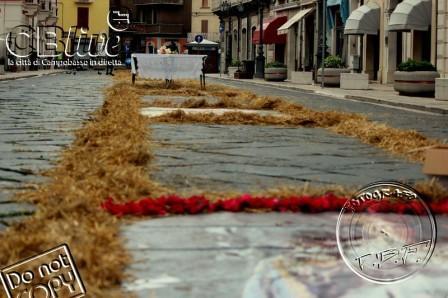 31 maggio - L'Infiorata a Campobasso