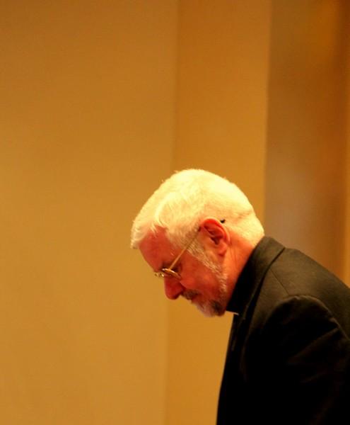 La conferenza stampa che ha svelato il programma della visita di Papa Francesco del prossimo 5 luglio