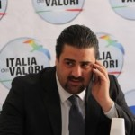 Il consigliere regionale Antonio Di Pietro