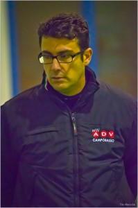 Il coach Marco Sanginario