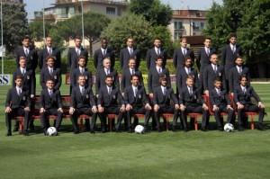 L'Italia che punterà a vincere il quinto Mondiale della sua storia
