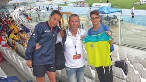 Nicla Pagliuso e Akim Antonicchio