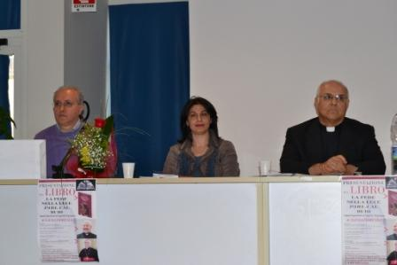 La presentazione del libro di Ylenia Fiorenza