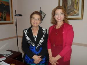 Angiolina Fusco Perrella e Nunzia Lattanzio, consiglieri regionali del Molise
