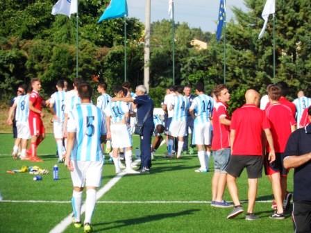 La 'disperazione' dei giocatori del Pescara
