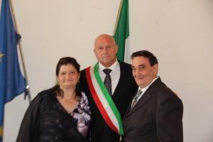 Giuseppe Luciano e Natalina Marino