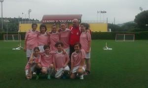 Le ragazze delle scuole Iovine e Petrone di Campobasso