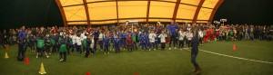 La più grande manifestazione di calcio giovanile, a livello numerico, in Molise è stata organizzata da I Sanniti