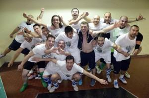 L'Isernia Calcio a 5 festeggia la serie B