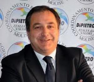 Pierpaolo Nagni, assessore regionale ai Trasporti