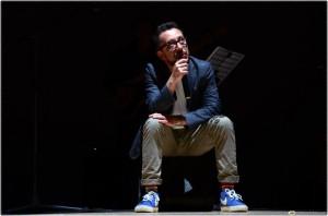 Pippo Venditti, oltre ad essere un dj, è anche attore