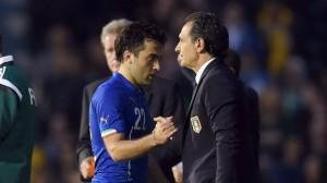 Il ct Prandelli ha escluso Giuseppe Rossi, molisano d'ordine, dai Mondiali brasiliani