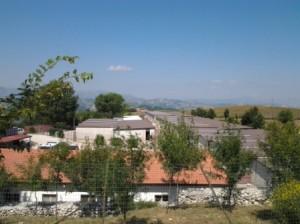 iL CANILE MUNICIPALE DI CAMPOBASSO IN FRAZIONE SANTO STEFANO