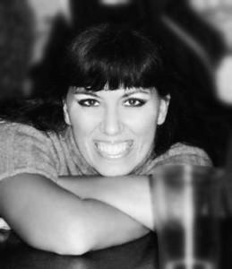L'autrice Fran De Martino