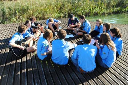 Photo of Tutto pronto per la Route nazionale, dopo i campi mobili Scout a confronto sul tema del 'Coraggio'