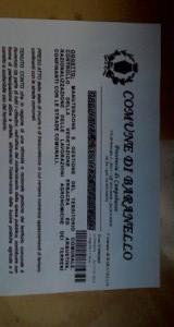 Ordinanza n.15 del 2013 che ordina la manutenzione ad ogni proprietario terriero nelle strade interpoderali del Comune di Bara