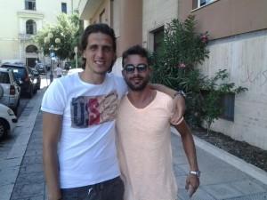 Francesco Di Gennaro e Giuseppe Todino