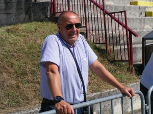 Il direttore sportivo Maurizio Sabelli