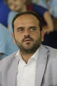 Il presidente Nicola Cesare
