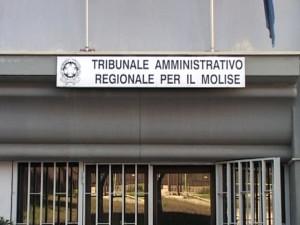 La sede del Tar Molise a Campobasso